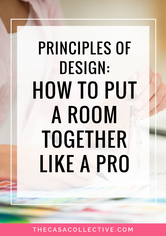These Basic Principles Of Design Will Help You To Decorate Your Home Like A Pro