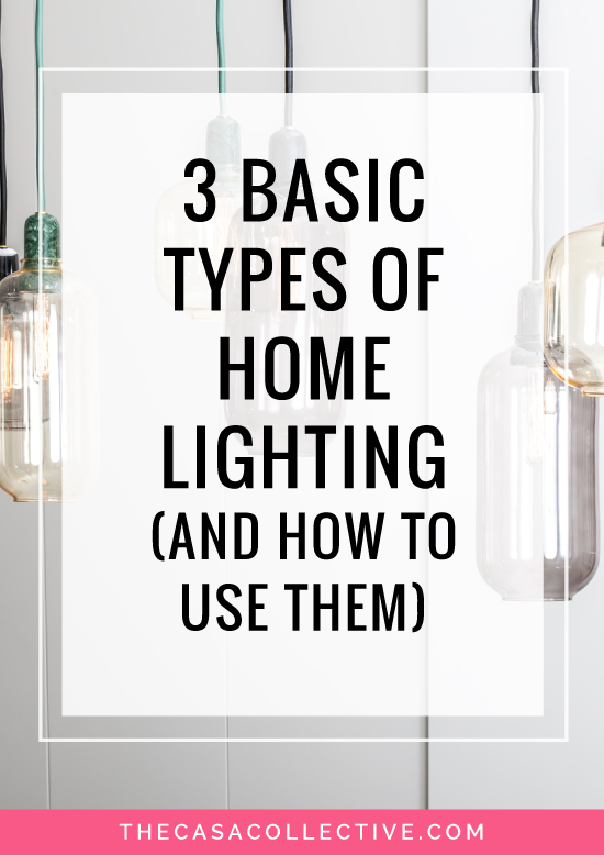 how to layer your home lighting and get it right