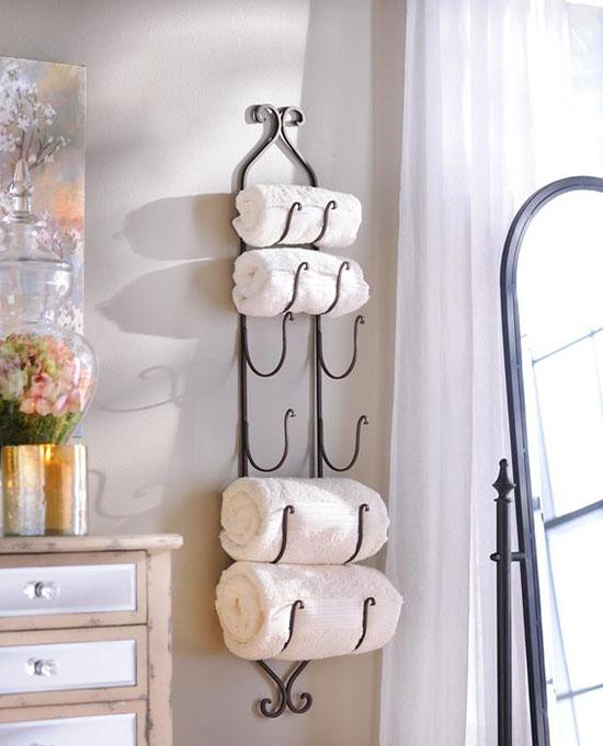 Bathroom Towel Storage 12 Quick