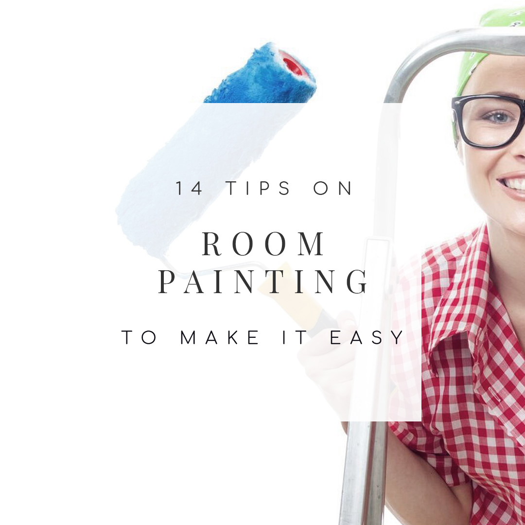 The Best Advice For Painting A Room: Room Painting Tips: 14 Ways To Make It Easier