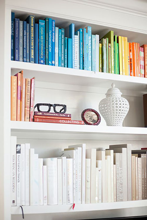Decorating with Books: Book Styling Tips That Will Make Your ...