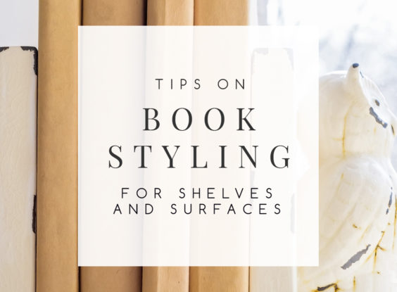 Decorating with Books: Book Styling Tips That Will Make Your Surfaces Instagram-Worthy