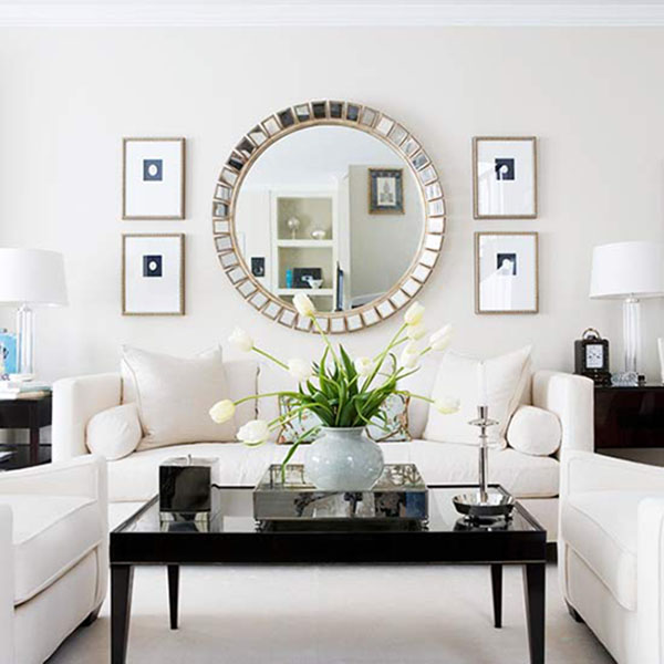 Every room needs a focal point, but what if your room lacks one? Here are 7 simple ways to create a focal point in any room. | TheCasaCollective.com | #createafocalpoint #focalpoint