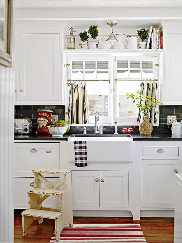 Decorating Over Kitchen Cabinets | 10 Stylish Ideas For Decorating Above Kitchen Cabinets