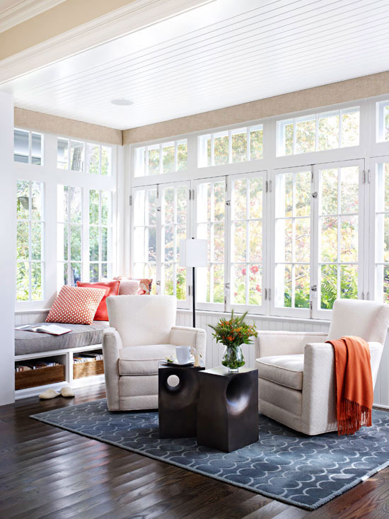 "Seven interior design experts share their thoughts about what touches they like to add to a room to give it ""heart and soul"". Use them as inspiration to discover how you can make your house feel like home and your favorite place to be. 