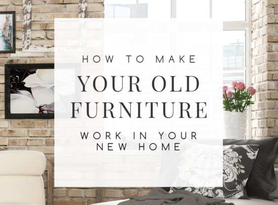 When moving, most people usually take all their furniture from one place to another and deal with it. They don't go out and buy new things every time they move. So what do you do if your old furniture isn't playing nicely with the new place? Check out my tips on how to make your old furniture work in your new home. | TheCasaCollective | #oldfurnitureworkinyournewhome #moving #furniture #furniturearrangement #newhome #newhomedecorating #interiordesign #interiordecorating