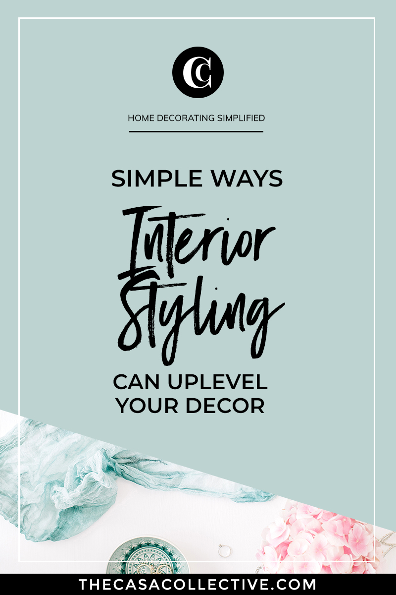 """Giving a room a """"designer touch"""" doesn't have to be complicated. Once you become familiar with some common decorating tricks, you can start to infuse more character and style into your home. These ten interior styling tips will help you add flair to several spots with a few quick changes. 