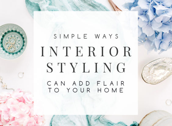 "Giving a room a ""designer touch"" doesn't have to be complicated. Once you become familiar with some common decorating tricks, you can start to infuse more character and style into your home. These ten interior styling tips will help you add flair to several spots with a few quick changes. 